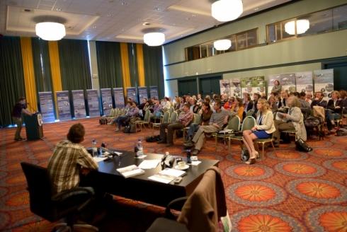 Konferenca projekta CLIMAPARKS